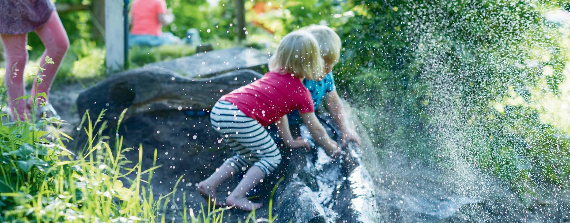 camping-de-berken-spelende-kinderen