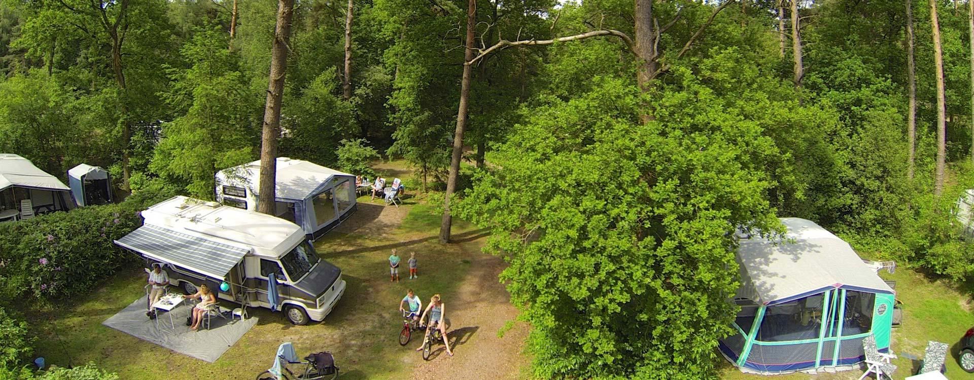 camping-diever-kamperen-in-het-bos
